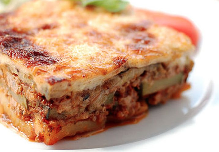 moussaka recept